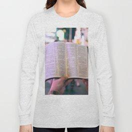 Street Preaching Long Sleeve T-shirt