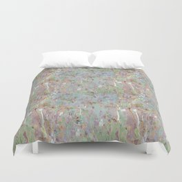 Sycamore Tree bark Duvet Cover