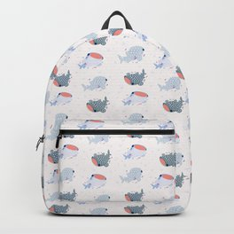 Whale Shark Buddies Backpack