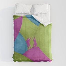 Crisp Contamination Comforters