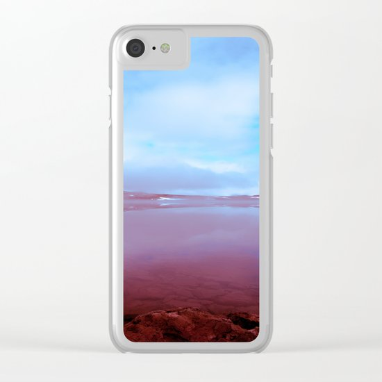 The Art of Living Clear iPhone Case