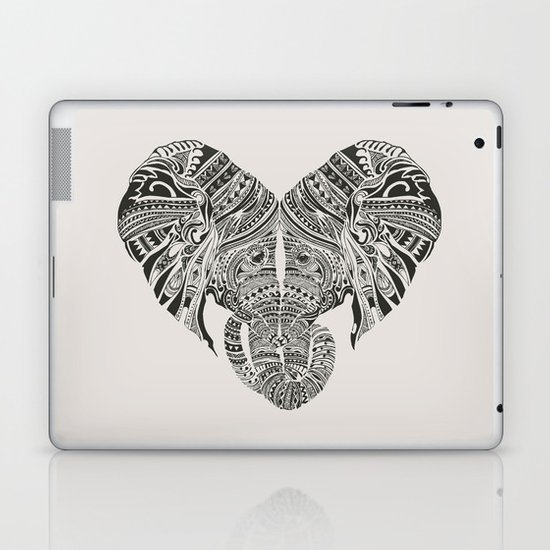 Huge Heart Laptop & iPad Skin