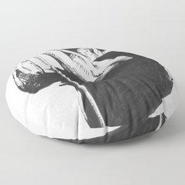 The Emcee Floor Pillow
