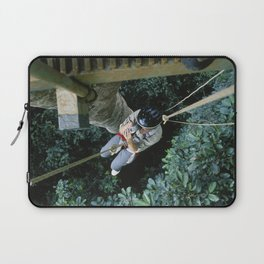 Almost Killed my Wife in Costa Rican Jungles Laptop Sleeve