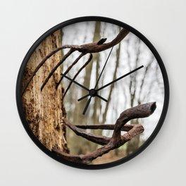 Forks Wall Clock