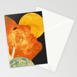 Nebular state Stationery Cards