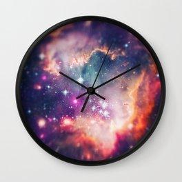 The Universe under the Microscope (Magellanic Cloud) Wall Clock