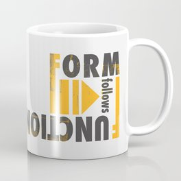 Forming the Quote Coffee Mug