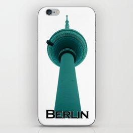 Berlin Berlin iPhone Skin