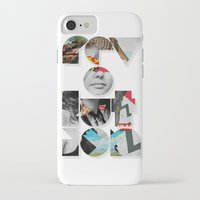revolution iPhone & iPod Cases featuring revolution by Ali GULEC