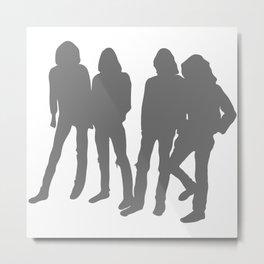 The Ramones Metal Print