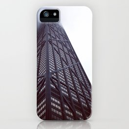 Chicago Fog iPhone Case