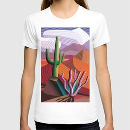 Black Canyon Desert T-shirt