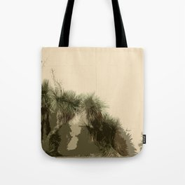 """""""Not Your Average Wallflowers"""" Tote Bag"""