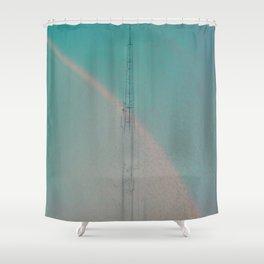 The Interceptor Shower Curtain