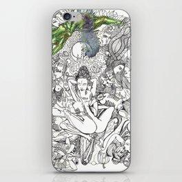 Yab Yum Mahaasukha iPhone Skin