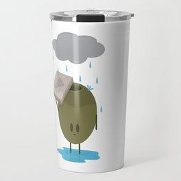 Olive the Lonely People Travel Mug