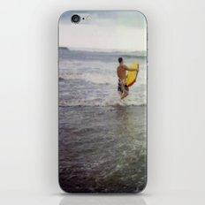 Costa Rica Polaroid #35 iPhone Skin
