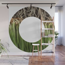 Hall-O Roots Wall Mural