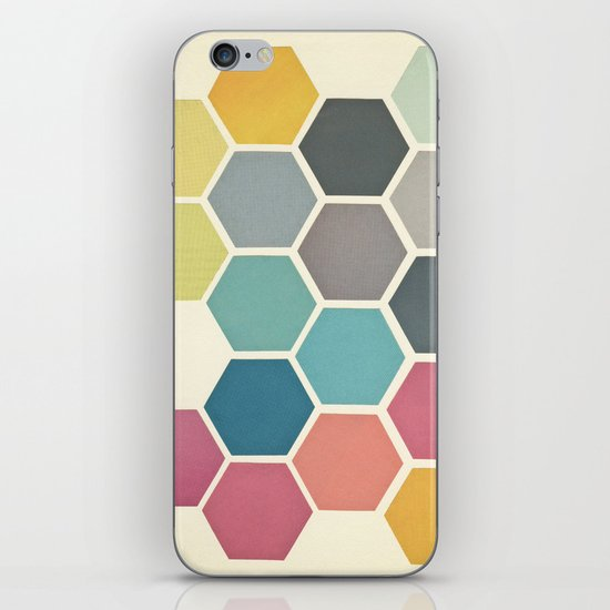 Honeycomb II iPhone Skin
