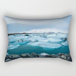 Jokulsarlon Rectangular Pillow