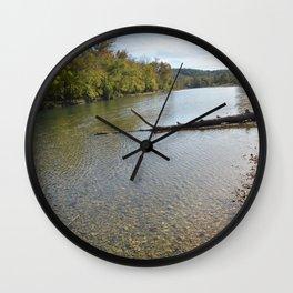 Hanging Rock & Peavine Hollow Series, No. 18 Wall Clock