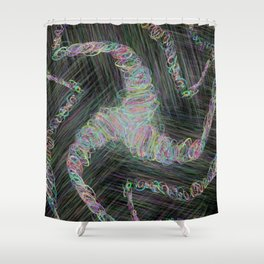 krill Shower Curtain