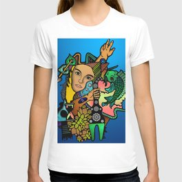 The supplication of sustenance T-shirt