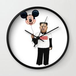 Supreme Leader Wall Clock