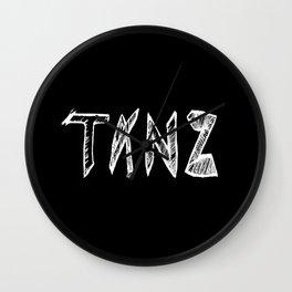 TANZ Wall Clock