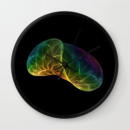 Creature of the Deep Wall Clock
