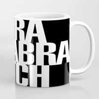 bitch Mugs featuring Abracadabra Bitch by Borning Freaks