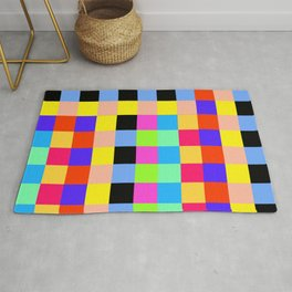 Pattern box Rug
