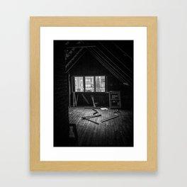 Eastwood Attic Framed Art Print
