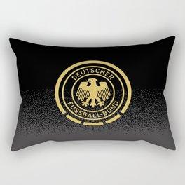 GERMANY Gold Champions Rectangular Pillow