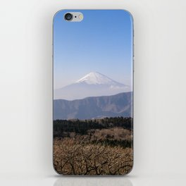 Fujisan iPhone Skin