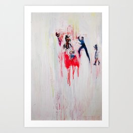 this means war Art Print
