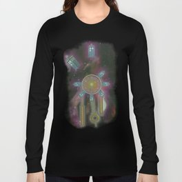 TIME SPACE STATION - 023 Long Sleeve T-shirt
