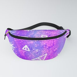 Crazy Cool Pattern Fanny Pack