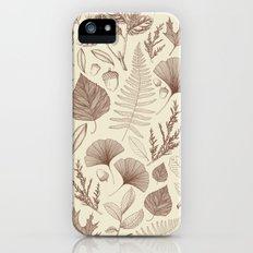 Study of Growth Slim Case iPhone SE