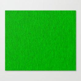 Green Fibre Canvas Print