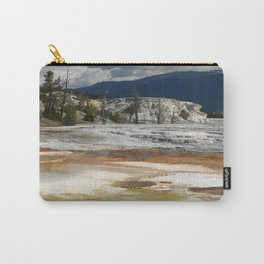 Grassy Spring View Carry-All Pouch