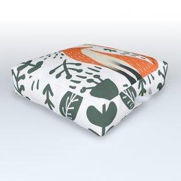 Fox Lore Outdoor Floor Cushion