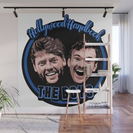 The Boys by STENZSKULL Wall Mural