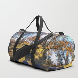 Sleepy Hollow Cemetery New York Duffle Bag