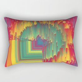 Order and Chaos Rectangular Pillow