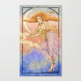 Dream dust Canvas Print