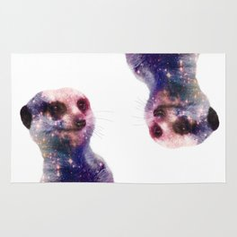 Galaxy Meerkat Rug