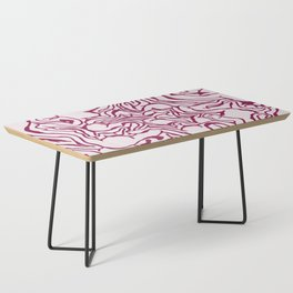 Cabbage Core Coffee Table