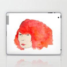 Fire Head Laptop & iPad Skin
